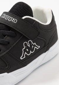Kappa - DALTON ICE - Sports shoes - black/white - 2