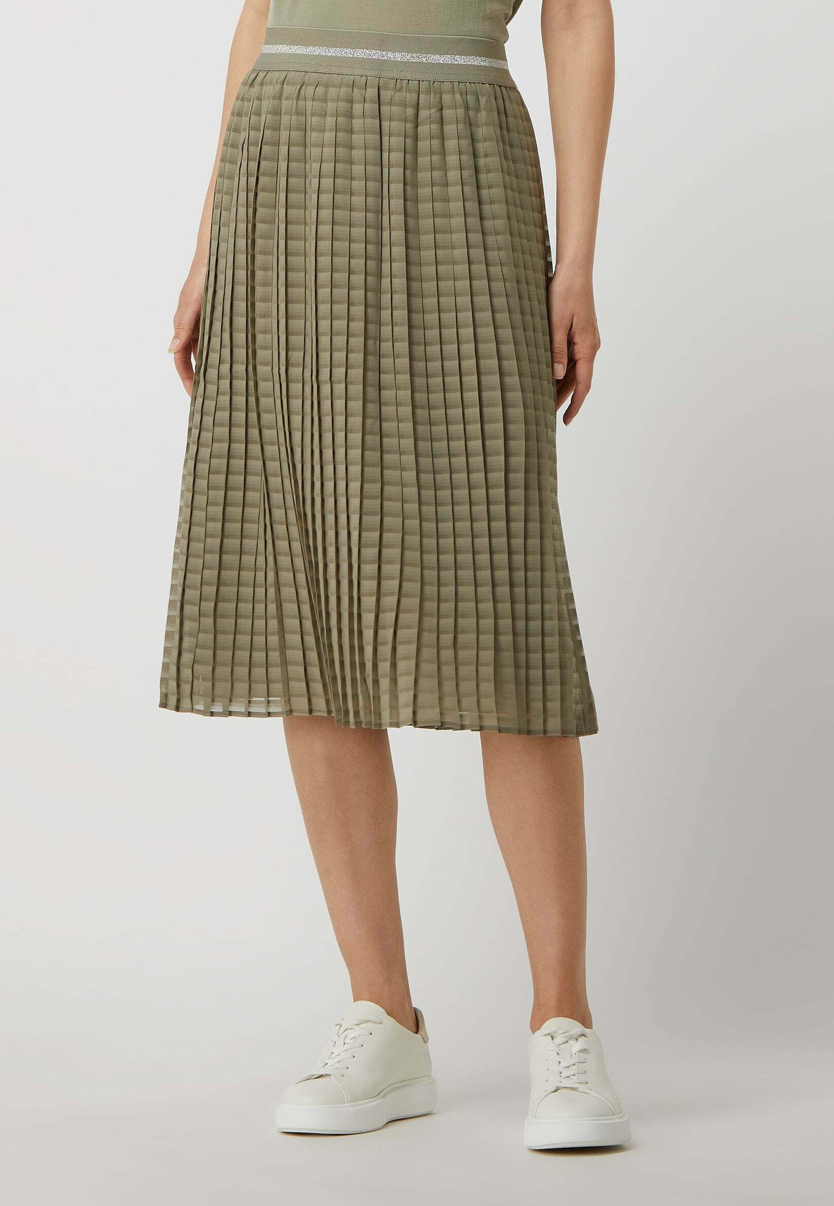 Femme MIT PLISSEEFALTEN - Jupe plissée