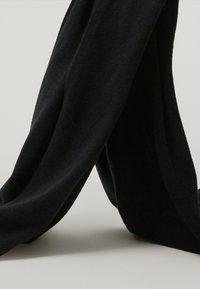 Massimo Dutti - Scarf - black - 1