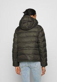 G-Star - WHISTLER PUFFER - Winter jacket - asfalt - 2