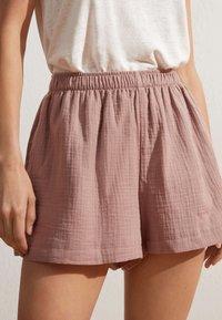 OYSHO - Shorts - light pink - 3