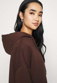 Nly by Nelly - OVERSIZED HOODIE - Sweat à capuche - brown - 3