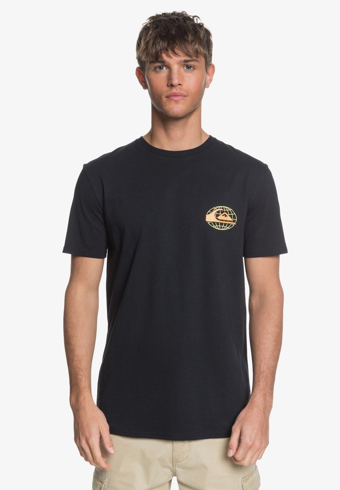 ROCK N STORMY T Shirt print black