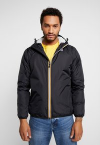 K-Way - UNISEX CLAUDE ORESETTO - Light jacket - black - 0