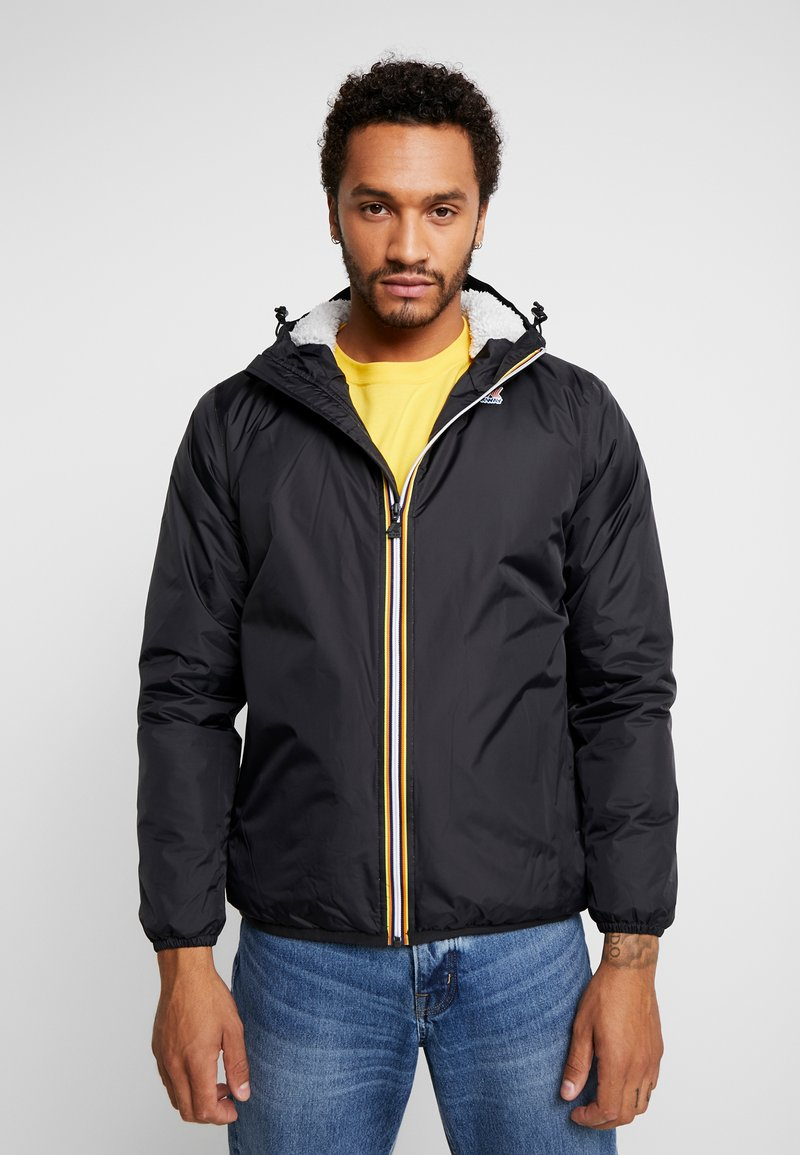 K-Way - UNISEX CLAUDE ORESETTO - Light jacket - black