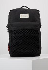 Levi's® - PACK STANDARD ISSUE - Reppu - regular black - 0