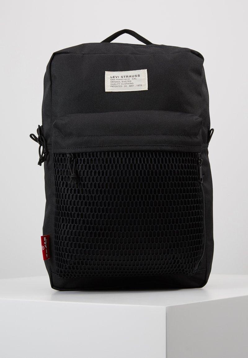 Levi's® - PACK STANDARD ISSUE - Reppu - regular black