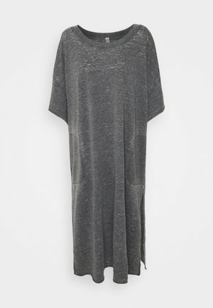 COZY ALL DAY HAREM - Nattskjorte - washed black