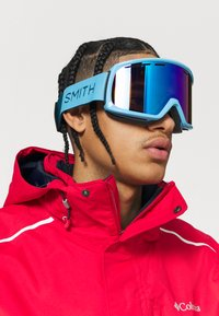 Smith Optics - RANGE UNISEX - Ski goggles - green sol mirror - 0