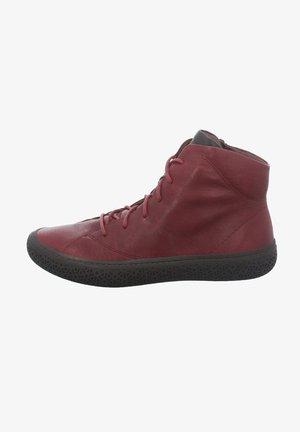 TJUB  - Lace-up ankle boots - bordeaux