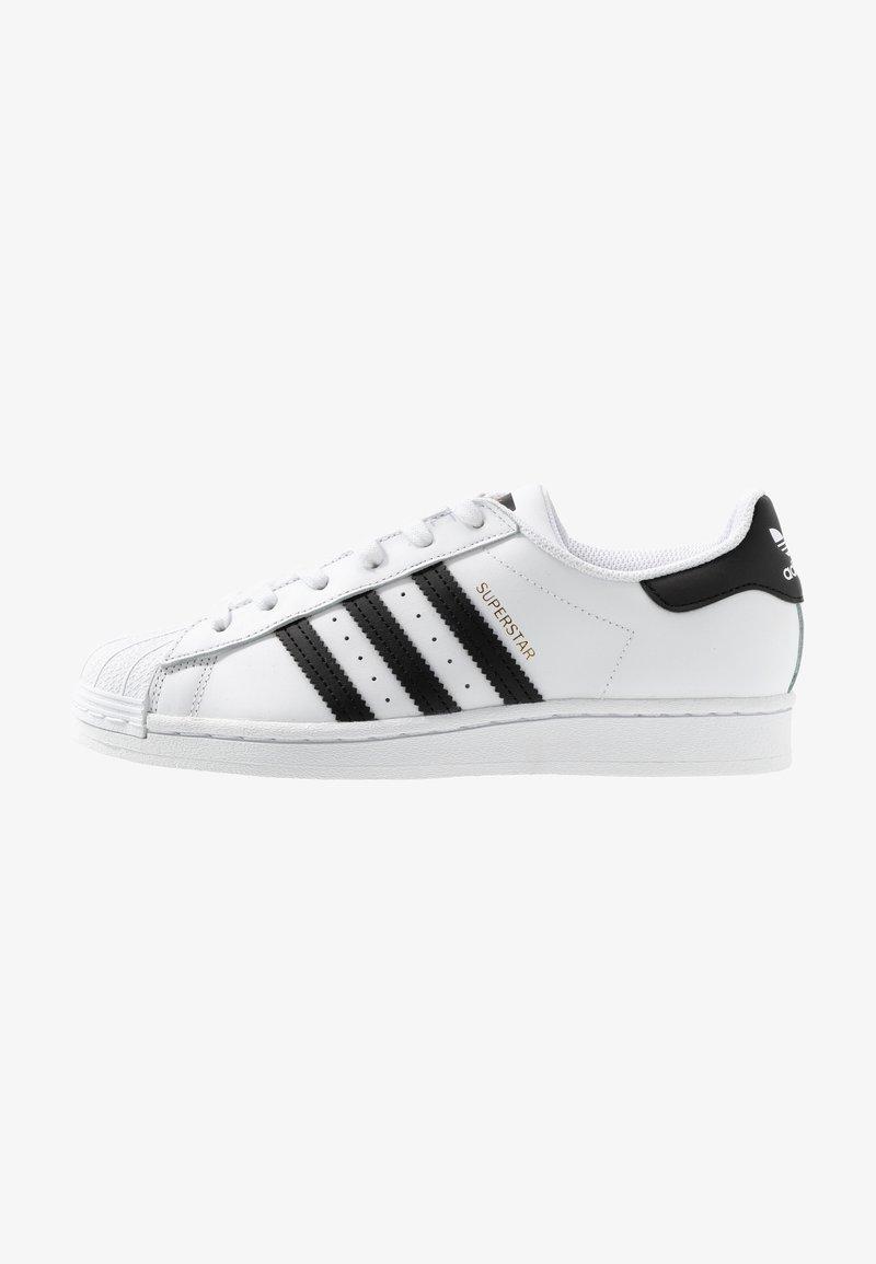 adidas Originals - SUPERSTAR  - Trainers - footwear white/core black