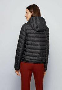 BOSS - PAFLAFFY - Down jacket - black - 2
