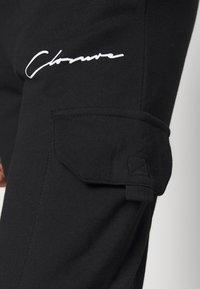 CLOSURE London - UTILITY JOGGER - Spodnie treningowe - black - 4