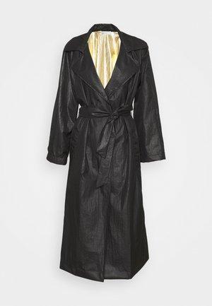LANDRY - Trenchcoat - noir