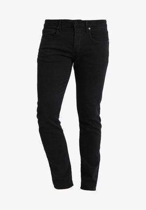 3301 SLIM - Slim fit jeans - black denim