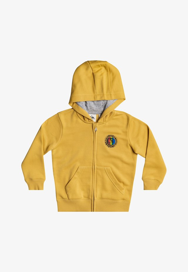 MELOW PHONIC - Zip-up hoodie - rattan