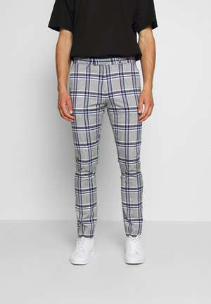 HIGH - Trousers - navy