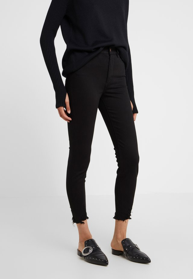 FARROW CROPPED - Jeans Skinny Fit - stockton