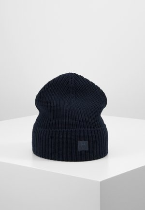 LEAF HAT UNISEX - Beanie - dark blue