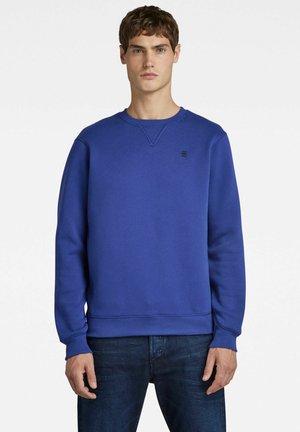 PREMIUM CORE L\S - Sweatshirt - lighting blue