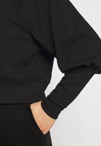 Pieces Petite - PCROSAN - Long sleeved top - black - 6