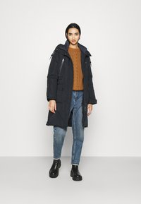 Lee - ELONGATED - Winter coat - black - 1