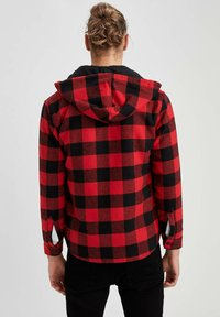 DeFacto - OVERSHIRT - Shirt - red - 2
