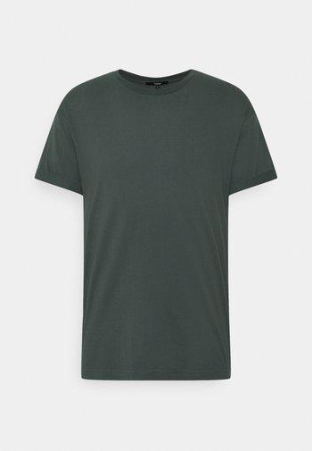 ZANDER - Basic T-shirt - asphalt