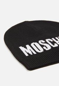 MOSCHINO - HAT UNISEX - Beanie - black - 2