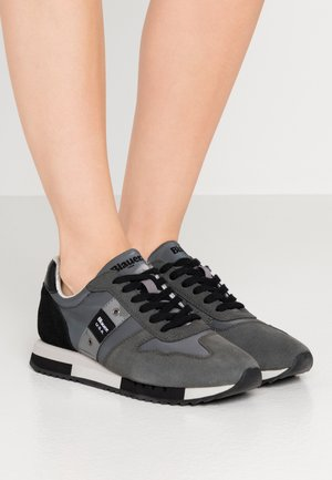 MELROSE - Baskets basses - dark grey
