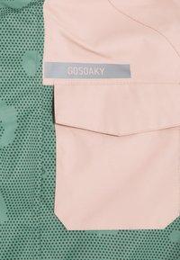 Gosoaky - RENART THE FOX - Lyžařská kombinéza - evening pink/green bay - 3