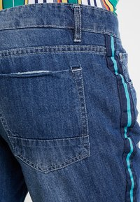 Brave Soul - WILLSTAPE - Jeansshort - light blue wash - 5