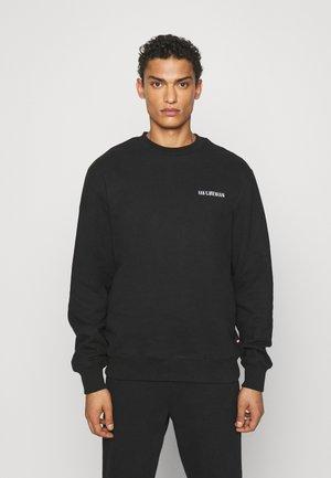 CASUAL CREW - Sweatshirt - black