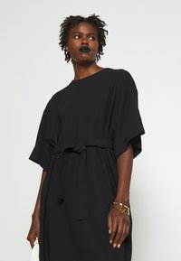 MM6 Maison Margiela - DRESS - Day dress - black - 5