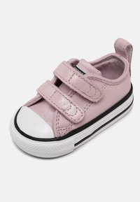 Converse - CHUCK TAYLOR ALL STAR SHIMMER UNISEX - Sneakers laag - himalayan salt/white/black - 6