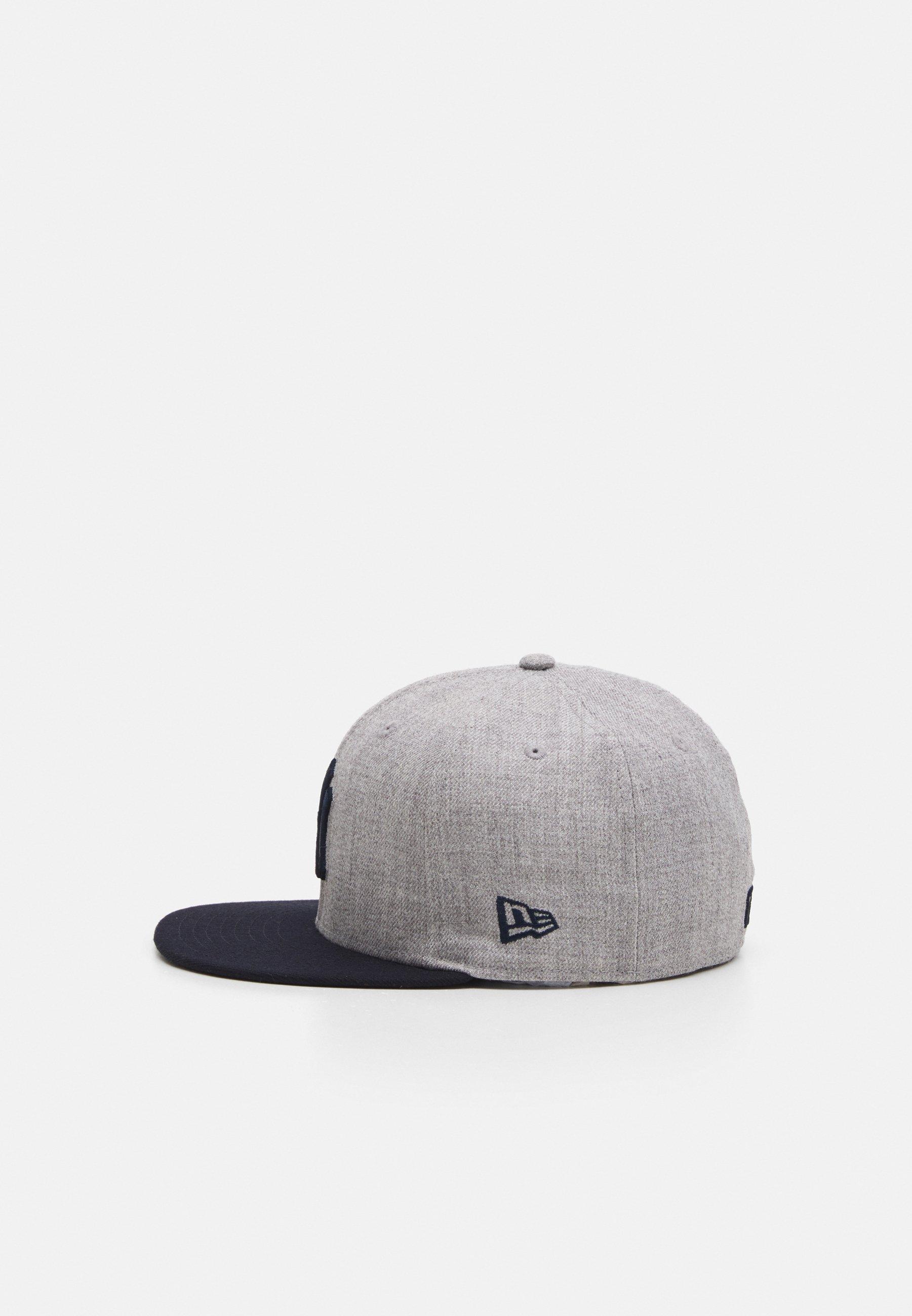 New Era Essential - Cap Grey/grau