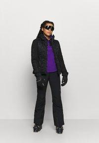 Luhta - ENGELSBY - Snowboard jacket - black - 1
