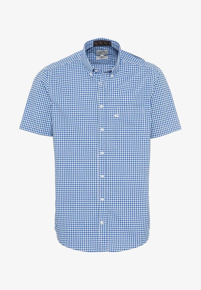 Shirt - strong blue