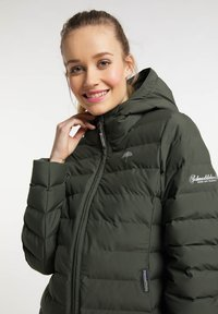 Schmuddelwedda - Zimní bunda - dunkeloliv - 3