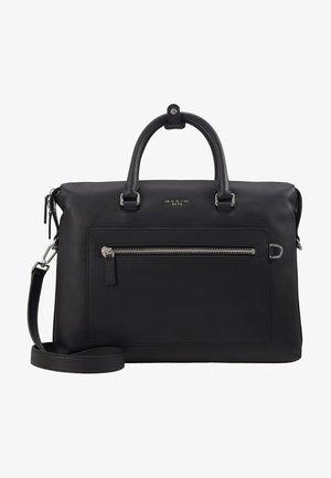 GREYSON POCKET BRIEFCASE - Briefcase - black