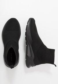 Pier One - Sneakersy wysokie - black - 1