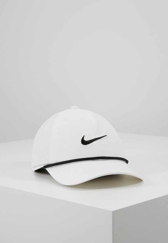 Y NK CAP CORE - Cap - white/anthracite/black