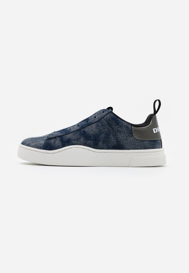 CLEVER S-CLEVER SO WSNEAKERS - Półbuty wsuwane - indigo