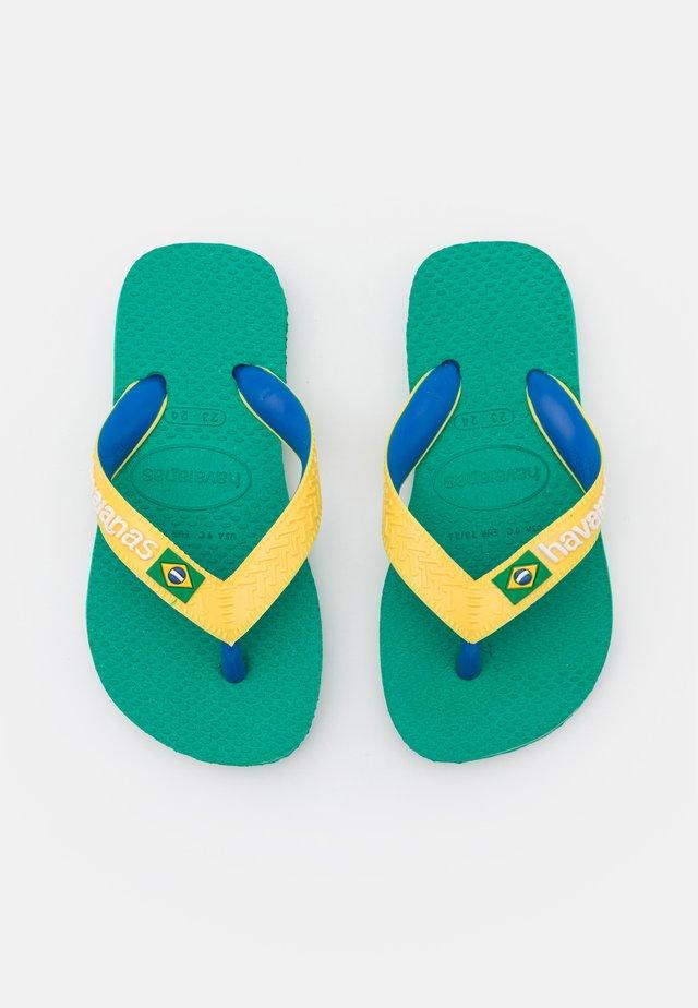 BRASIL MIX  UNISEX - Tongs - tropical green