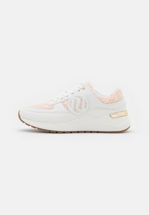 Sneakers laag - cream