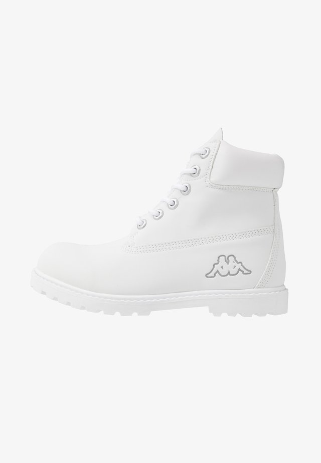 KOMBO MID - Outdoorschoenen - white/light grey