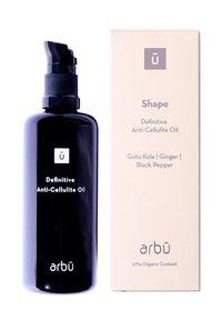 arbū - BODY OIL SHAPE DEFINITIVE ANTI-CELLULITE ORGANIC OIL - Body oil - - - 1