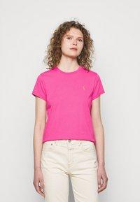 Polo Ralph Lauren - Basic T-shirt - peony - 0
