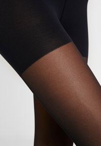 ITEM m6 - 30 DEN WOMAN TIGHTS SKYLINE - Tights - black - 0
