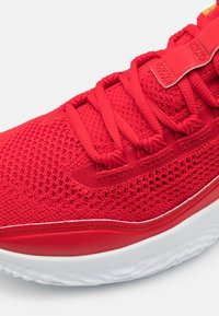 Under Armour - CURRY 8 - Basketball shoes - red - 5